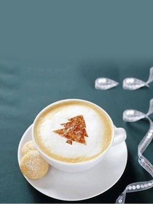 Трафарети для кави (16 шт.) | 3833541