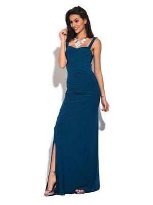 Платье синее | 3836725