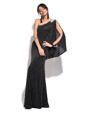 Платье серое | 3836873
