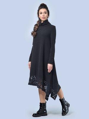 Платье черное | 3724324