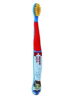 Зубная щетка мягкая с щетиной Konex® - синяя   3839534