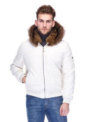 Куртка белая | 3841268