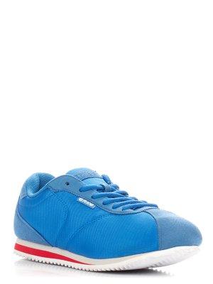 Кроссовки голубые | 3845446