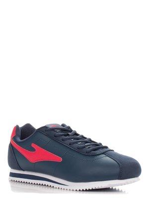 Кросівки синьо-сливового кольору | 3845464