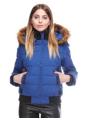 Куртка синя | 3845067