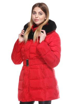 Пальто красное | 3845072