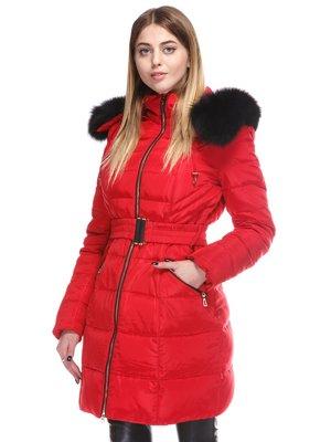 Пальто красное | 3845073