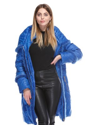 Куртка синя | 3845065