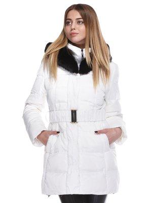 Пальто белое | 3845074