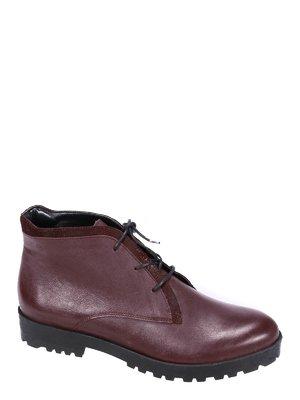 Ботинки бордовые | 3850427