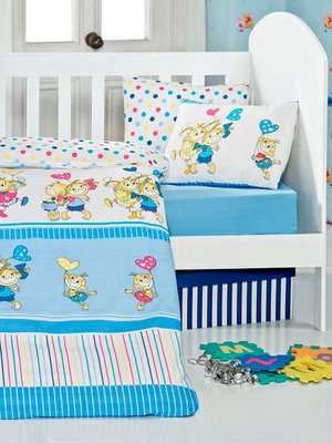 Комплект постельного белья для младенцев | 3846536