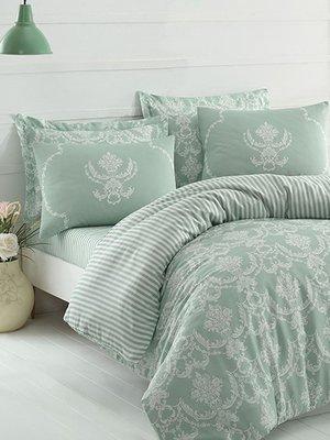 Комплект постельного белья двуспальный (евро) | 3846559