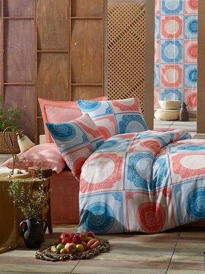 Комплект постельного белья двуспальный (евро) | 3846589