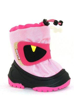 Полусапожки розовые утепленные | 3848863