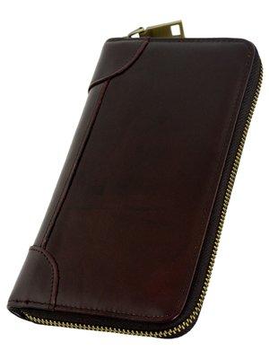 Бумажник коричневый | 3851867