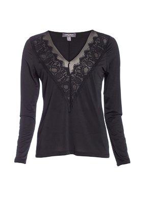 Пуловер черный | 3852718