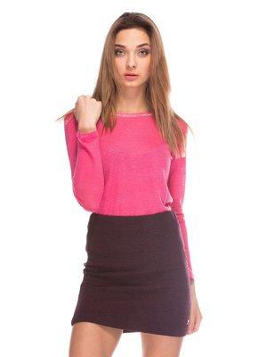 Лонгслів рожевий   1443258