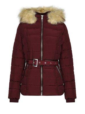 Куртка бордовая | 3787713