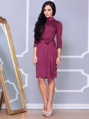 Сукня кольору бордова малина | 3853819
