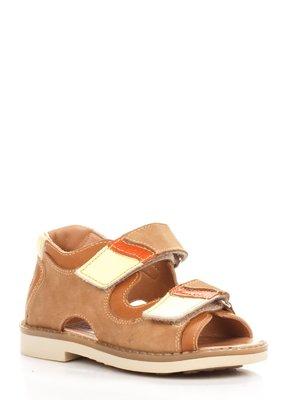 Сандалії коричневі | 3844482