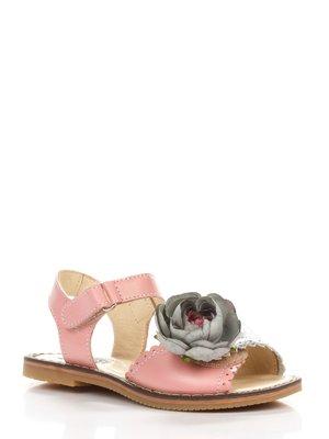 Сандалії рожеві | 3844443