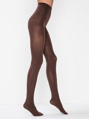 Колготки коричневі | 3860136