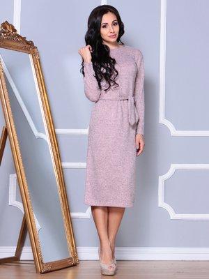 Платье персикового цвета | 3862500