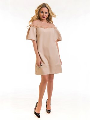 Сукня бежева | 3862584