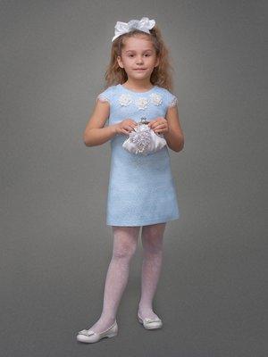 Платье голубое | 3852779