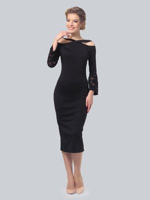 Платье черное | 3828064