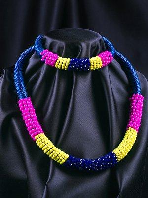 Набор: ожерелье и браслет | 3772782