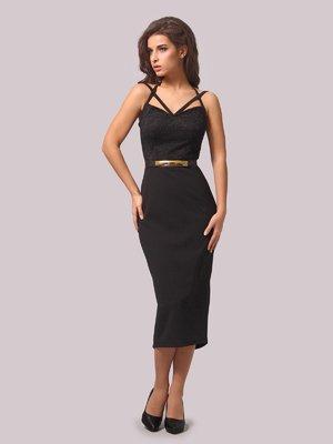 Сукня чорна | 3863239