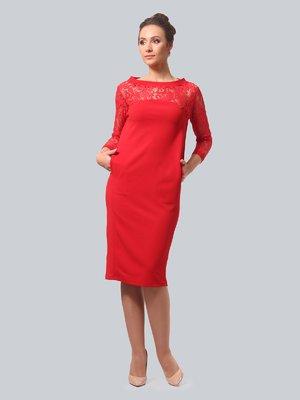 Сукня червона   3863339