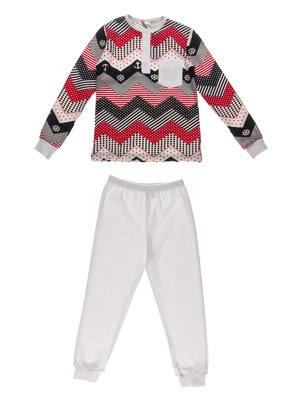 Піжама: джемпер і штани | 3866850
