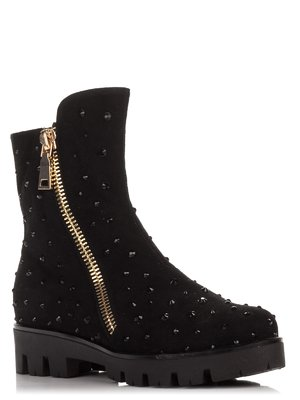 Ботинки черные | 2108485