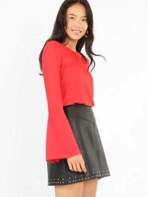 Блуза красная | 3786635