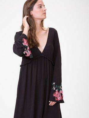 Платье черное | 3786650