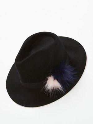 Шляпа черная | 3786735