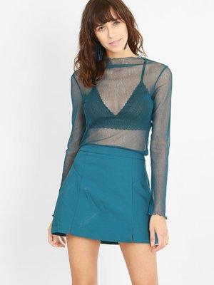 Блуза бирюзовая | 3786868