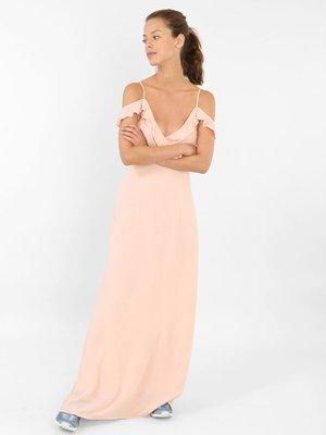 Платье розовое | 3851828