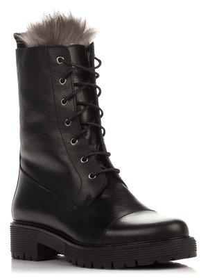 Черевики чорні | 3831319