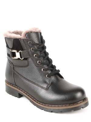 Ботинки черные | 3833079