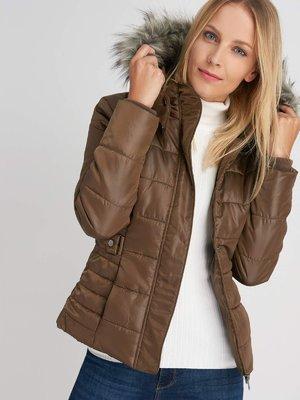 Куртка коричневая | 3818391