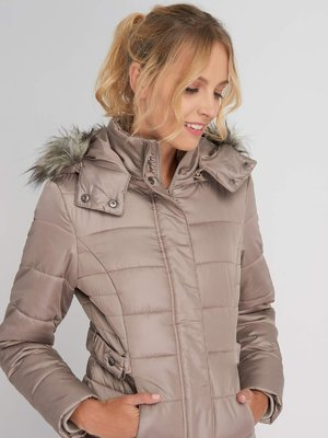 Куртка бежевая | 3870776