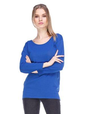 Джемпер синий | 3858917