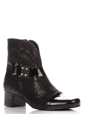 Ботинки черные | 3859066