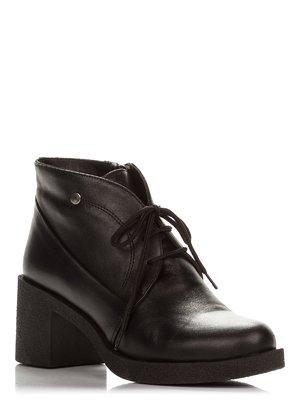 Ботинки черные | 3831305