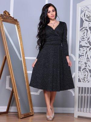 Платье черное | 3876125