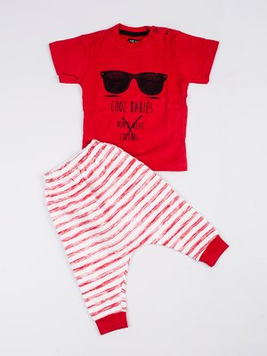 Комплект: футболка і штани | 3877565