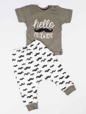 Комплект: футболка і штани | 3877568
